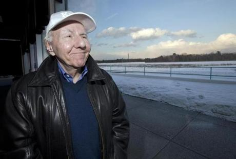 """This is the biggest day ever,"" said Bob Bogigian, a board member of the Harness Horseman's Association of New England and owner of two horses that race at Plainridge."